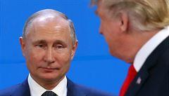 JOCH: Schůzka pomůže Putinovi. Biden je jen dalším z těch, kteří se s ním chtěli setkat