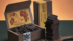 Pražený kakaový bob z Afriky. Co všechno jste nevěděli o čokoládě?