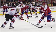 Washington vyhrál v NHL posedmé v řadě, Kempný přispěl dvěma nahrávkami