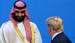 Brutální vraždu novináře nařídil saúdský princ, mají jasno američtí senátoři