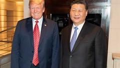 Pauza v obchodním sporu mezi USA a Čínou povzbudila evropské akcie