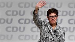 Následky politické krize v Durynsku: šéfka CDU skončí v čele strany, nebude kandidovat na kancléřku