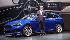 V Izraeli se představila nová Škoda Scala. Automobilka jich chce příští rok prodat 10 tisíc