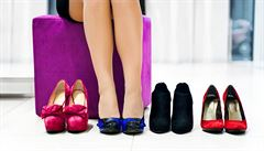 Nevhodné boty škodí diabetikům. Péče o nohy se vyplatí