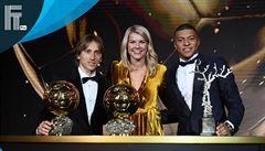 Ronaldo, Messi nebo snad de Ligt? FIFA zveřejnila nominaci na fotbalistu roku