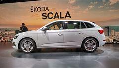 Prozkoumali jsme Škodu Scala. Je to praktické auto, ale Golfu nesmí 'lézt do zelí'