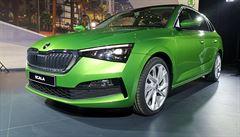 Nejlevnější Škoda Scala bude stát 369 900 korun. Začaly objednávky