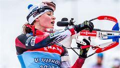 Vítková dojela v chumelenici na 19. místě, vyhrála Norka Röiselandová
