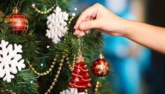 Muž v Británii lezl na vánoční strom. Po pádu zemřel