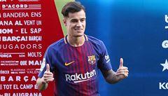 Kdo je nový špílmachr Barcelony Coutinho? Milovaný i nenáviděný kamarád Neymara