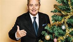 Vánoce v televizi bývaly noblesní a Silvestry nejsledovanější, říká bývalý hlasatel Hemala