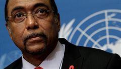 Údajně toleroval sexuální obtěžování. Šéf OSN pro boj proti HIV a AIDS předčasně skončí