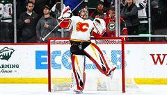 Vrána pomohl v NHL Washingtonu gólem k výhře, Rittich zářil v Minnesotě