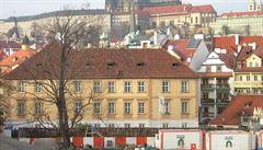 Pinkasův palác jde do největší nedobrovolné dražby v Česku. Vyvolávací cena je 470 milionů