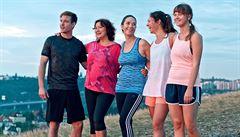 RECENZE: Ženy v běhu. Zručná filmařina vytvořila úhlednou reklamu na svět