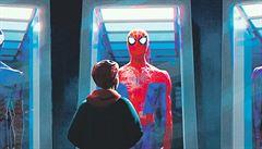 RECENZE: Spider-Man: Paralelní světy. Pavoučím hrdinou může být kdokoliv