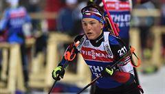 Čeští biatlonisté zaznamenali nejlepší výsledek v sezoně, štafeta dojela na pátém místě