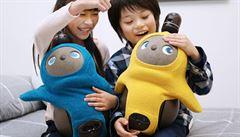 Lovot. V Japonsku byl představen nový robotický domácí mazlíček