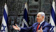 Pokud Hizballáh zaútočí, zasadíme Libanonu zničující vojenský úder, řekl Netanjahu