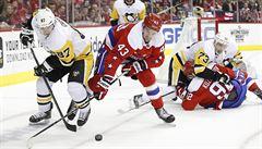 VIDEO: Crosby zastínil Ovečkina. Řídil výhru Pittsburghu ve Washingtonu