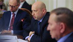 'Ruská agrese nás nezastaví.' Ukrajina pošle do Azovského moře vojenská plavidla