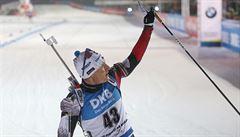 Moravec skončil ve sprintu v Oberhofu třináctý. Ostatním Čechům se závod nepovedl