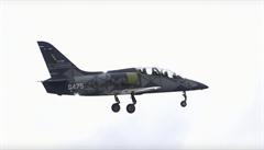 Předsériový letoun L-39NG poprvé vzlétl. Sloužit bude jako cvičný i lehký bitevník