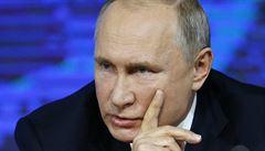 Putin nechce jednat o osvobození ukrajinských námořníků. Dál obviňuje Kyjev