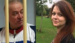 Pachatelé útoku na Skripala jsou dva a utekli do Ruska, píší britská média