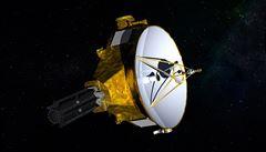 Sonda New Horizons proletěla kolem nejvzdálenější planetky Ultima Thule