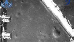 Historický moment. Čínská sonda Čchang-e 4 přistála na odvrácené straně Měsíce