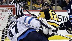 Simon dal v NHL gól a stal se hvězdou zápasu, skóroval také Nosek