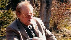 Zemřel teolog, básník a chartista Milan Balabán. Bylo mu 89 let
