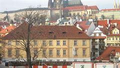 Kellnerova PPF Reality vydražila Pinkasův palác na pražské Kampě za téměř půl miliardy korun