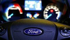 Ford chystá alianci s Volkswagenem. Spolupracovat by mohly na elektromobilech