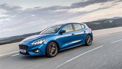 Autem roku 2019 v Česku se stal Ford Focus, po čtyřech letech ukončil nadvládu Škody