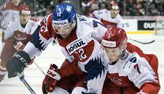 Čeští hokejisté jsou ve čtvrtfinále MS juniorů, Dány porazili 4:0