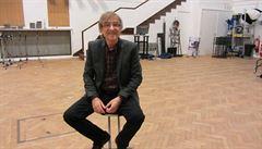 Nahrávání v Abbey Road je magický svět, říká Žbirka o nové desce