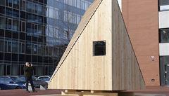 Studenti architektury smontovali boudy pro KRNAP