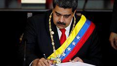 Madura zachránili kubánští poradci. Ve Venezuele je jich údajně až 20 tisíc