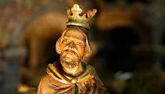 Zloděj vykradl betlém. V královéhradeckém kostele odcizil figurky za 120 tisíc