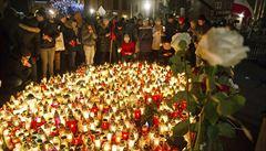 Tisíce Poláků uctily památku zavražděného starosty Gdaňsku, dorazil i Donald Tusk