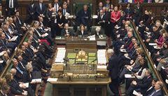 Britská Dolní sněmovna schválila návrh zákona o vnitřním trhu, přestože podle některých porušuje mezinárodní právo