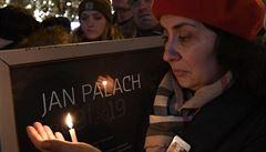 Vzpomínka na Jana Palacha. 'Největší nebezpečí je devalvace slov a lhostejnost'