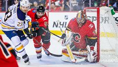 NHL: Sobotka dal gól po čtvrt roce, Buffalo přesto prohrálo. Další tři Češi asistovali