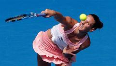 Nejlepší výkon na turnaji. Plíšková neměla slitování s Muguruzaovou a je ve čtvrtfinále Australian Open