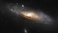Vědci zachytili záhadné signály z vesmíru. Pochází z galaxie vzdálené 1,5 miliardy světelných let