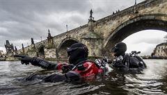 Archeologové určili přesnou polohu Juditina mostu v Praze. Překvapilo je, že oblouky nebyly pravidelné