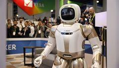 Robot MARIO by mohl pomáhat osamělým lidem trpícím demencí