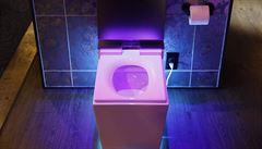 Inteligentní už může být i záchod. Na veletrhu CES v Las Vegas představili futuristické vymoženosti